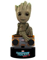 NECA Guardians of the Galaxy Vol. 2 Body Knocker Bobble-Figure Groot 15 cm