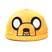 Bioworld EU Adventure Time Jerry Snap Back Baseball Cap Jake