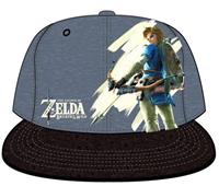 Bioworld EU Zelda Breath of the Wild - Link with Bow Snapback