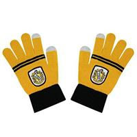Cinereplicas Harry Potter E-Touch Gloves Hufflepuff