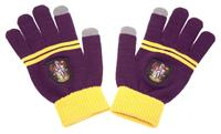 Cinereplicas Harry Potter E-Touch Gloves Gryffindor Purple