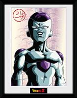 GYE Dragon Ball Z Framed Poster Frieza 45 x 34 cm