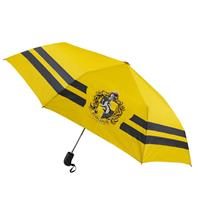 Cinereplicas Harry Potter Umbrella Hufflepuff Logo