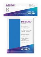 Ultimate Guard Supreme UX Sleeves Standard Size Royal Blue (50)