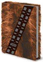 Pyramid International Star Wars Premium Notebook A5 Chewbacca Fur