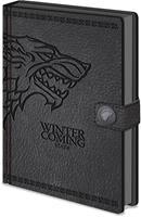 Pyramid International Game of Thrones Premium Notebook A5 Stark