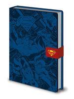 Pyramid International DC Comics Premium Notebook A5 Superman Montage