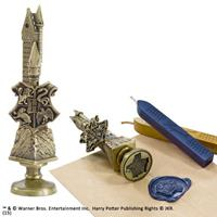 Noble Collection Harry Potter Wax Stamp Hogwarts 10 cm