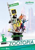 Beast Kingdom Toys Zootopia D-Select Diorama 16 cm