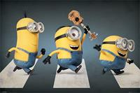 Pyramid International Minions Poster Pack Abbey Road 61 x 91 cm (5)