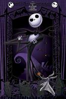 Pyramid International Nightmare Before Christmas Poster Pack It's Jack 61 x 91 cm (5)