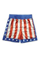 TOT Rocky Boxing Trunks Apollo Creed