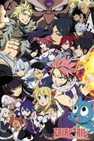GYE Fairy Tail Poster Pack Season 6 Key Art 61 x 91 cm (5)