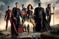 GYE Justice League Movie Characters Poster 91,5x61cm
