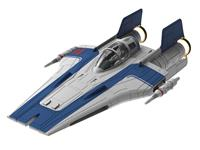 Revell 1/44 Resistance A-Wing Fighter - Build and Play