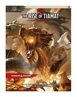 Dungeons & Dragons RPG Adventure Tyranny of Dragons - The Rise of Tiamat english