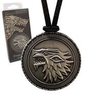 Noble Collection Game of Thrones Pendant Stark Shield