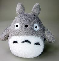 Other Studio Ghibli Plush Figure Fluffy Big Totoro 22 cm