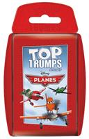 Winning Moves Top Trumps - Disney Planes (Spiel)