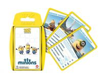 Winning Moves Top Trumps, The Minions (Spiel)