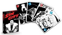 Dark Horse Sin City: A Dame to Kill For Playing Cards