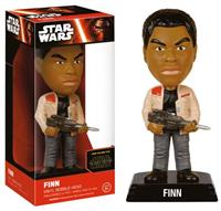 Funko Star Wars Episode VII Wacky Wobbler Bobble-Head Finn 15 cm