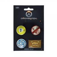 Gaya Entertainment Overwatch Button Set Roadhog