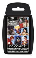 Winning Moves DC Comics Card Game Top Trumps *French Version*