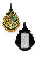 Cinereplicas Harry Potter Rubber Luggage Tag Hogwarts New Ver.