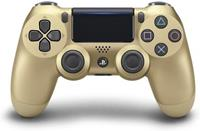 Sony Interactive Entertainment Sony Dual Shock 4 Controller V2 (Gold)
