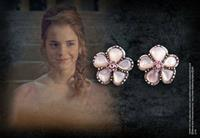 Noble Collection Harry Potter Replica 1/1 Hermione Granger´s Yule Ball Earrings (silver plated)