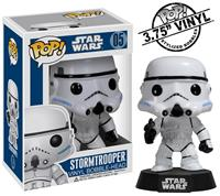 Funko Star Wars POP! Vinyl Bobble-Head Stormtrooper 10 cm