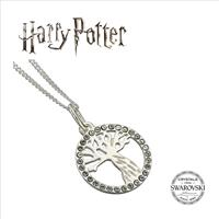 Carat Shop, The Harry Potter x Swarovksi Necklace & Charm Whomping Willow