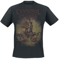 Cannibal Corpse Chainsaw T-Shirt L