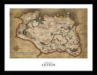The Elder Scrolls V - Skyrim - Map