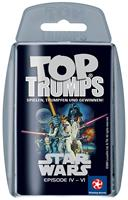 Star Wars IV-VI Top Trumps *German Version*