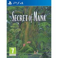 Square Enix Secret of Mana