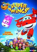 Super wings - Samba spektakel (DVD)