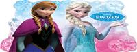 Other Frozen Lenticular Placemat Assortment Anna & Elsa (10)