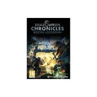 Nordic Games Shadowrun Chronicles: Boston Lockdown
