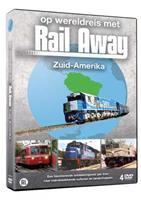 Op Wereldreis Met Rail Away - Zuid-Amerika