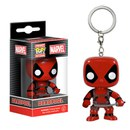 Pop! Keychain Marvel Comics Pocket POP! Vinyl Keychain Deadpool 4 cm
