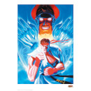 Street Fighter Limited Edition GICLEE Art Print - Timed Sale