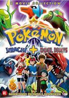 Pokemon - Jirachi/Doel deoxys (DVD)