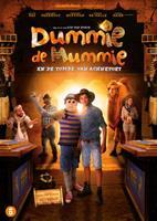 Dummie de mummie en de tombe van Achnetoet (DVD)