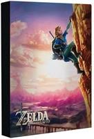Paladone The Legend of Zelda Breath of the Wild Luminart Light Up Wall Art
