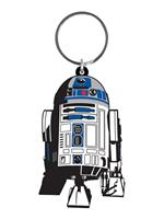 Pyramid International Star Wars Rubber Keychain R2-D2 6 cm