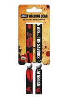 Pyramid International Walking Dead Festival Wristband 2-Pack The Saviors