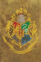 Pyramid International Harry Potter Poster Pack Hogwarts Crest 61 x 91 cm (5)