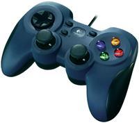 Logitechgaming F310 Gamepad - Zwart
